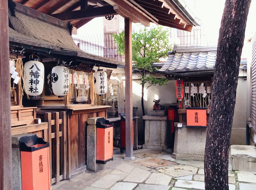 京都えびす神社の摂社