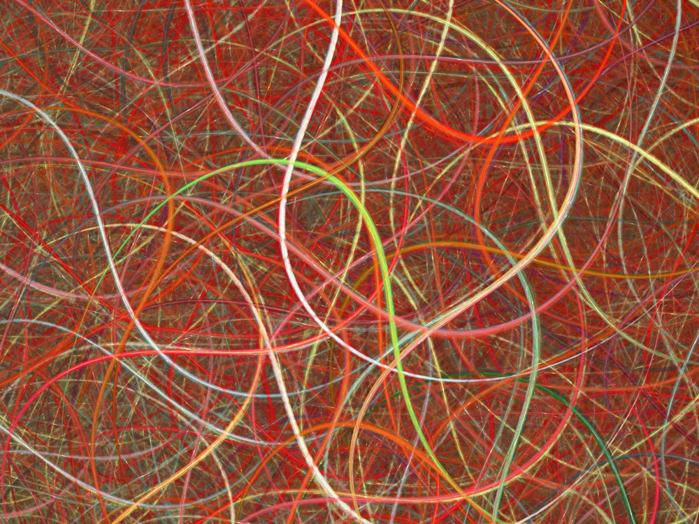 縁は糸のようなもの