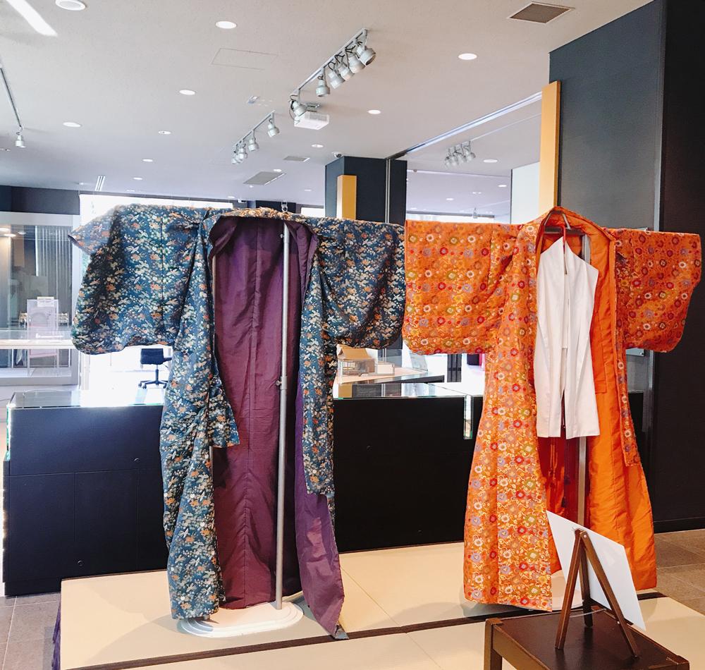 金沢能楽美術館の展示・体験コーナー