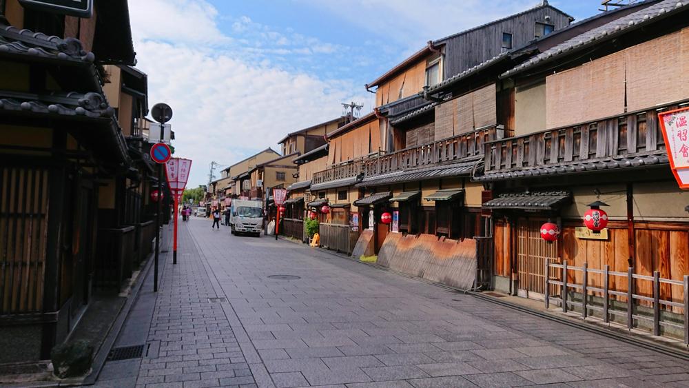 京都・祇園の花街