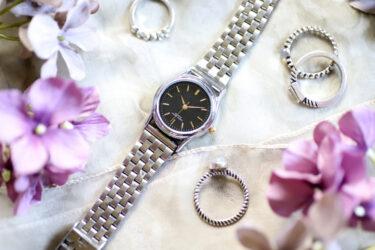 時計と指輪